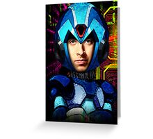 Megaman wolowitz Greeting Card