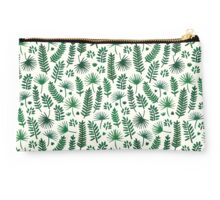 Palm tree botanical pattern Studio Pouch