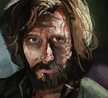 Sirius Black by Yacob