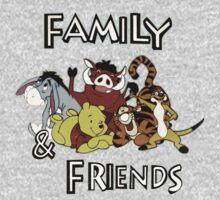 Family & Friends by 7thChimera