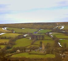 Widecombe-on-the-Moor by Charmiene Maxwell-batten