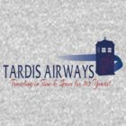 TARDIS Airways by Konoko479