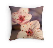 Signs Of Spring II Throw Pillow