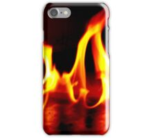 perfume and flame iPhone Case/Skin