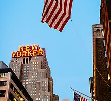 Hotel New Yorker - New York City Photograph by Randall Murrow