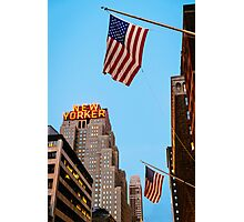 Hotel New Yorker - New York City Photograph Photographic Print