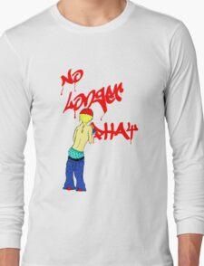 No Longer Phat (blond) Long Sleeve T-Shirt