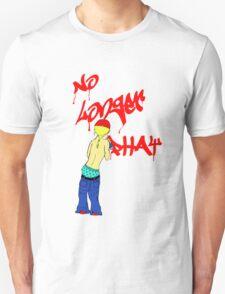 No Longer Phat (blond) Unisex T-Shirt