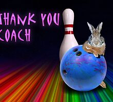 Thank You Coach Bunny by jkartlife