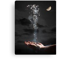 The Magicians trick. Canvas Print