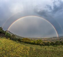 Obriens Rainbow by 16images