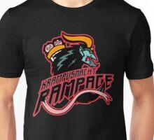Krampusnacht Rampage Unisex T-Shirt