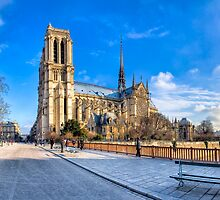 Our Lady of Paris  - Parisian Cathedral by Mark Tisdale