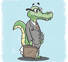 Alligator Lawyer by condyak
