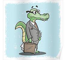 Alligator Lawyer Poster