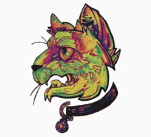 liquidcolor neoncat by Ashley Peppenger