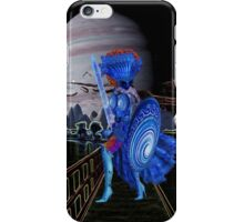 Alien world iPhone Case/Skin