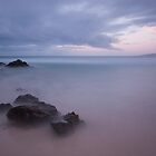 Pacific Ocean, Byron Bay by Dean Bailey