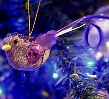 Christmas Bird 2015 by Lisa Kent