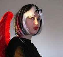Happy Angel by Sorcha Whitehorse ©