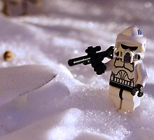 Snow Trooper by dotstarstudios