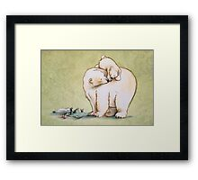 Mother and Cub 2 Framed Print