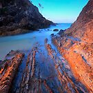 """The Gap"", Byron Bay by Dean Bailey"