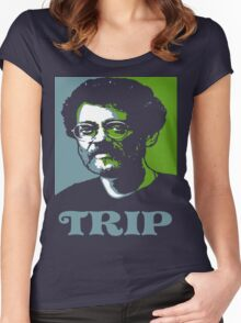 Terence McKenna Women's Fitted Scoop T-Shirt