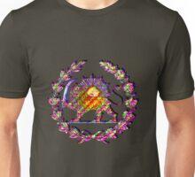 Lion Emblem of Persia Unisex T-Shirt