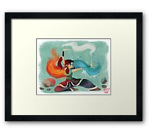Legend of Korra Framed Print
