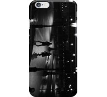 Walkers in the night iPhone Case/Skin