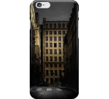 Open window in Paris iPhone Case/Skin