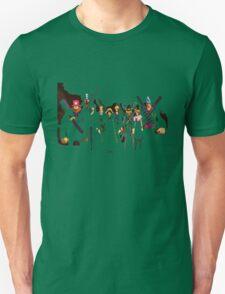 One Piece Gangsta Unisex T-Shirt