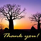 A Kimberley Thank You by Mieke Boynton