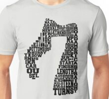 Road America Unisex T-Shirt