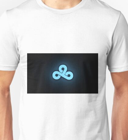 Cloud 9 Team Logo High Res Unisex T-Shirt