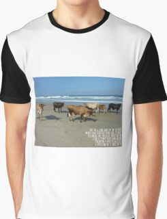 THE COWS Graphic T-Shirt