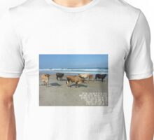 THE COWS Unisex T-Shirt