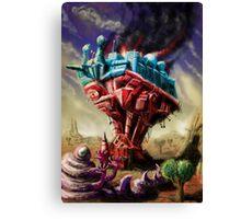 Assassin Blob Canvas Print