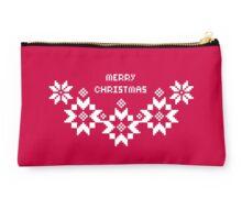Festlig- Merry Christmas Studio Pouch