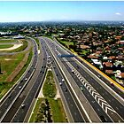 Tullamarine Freeway by dozzam