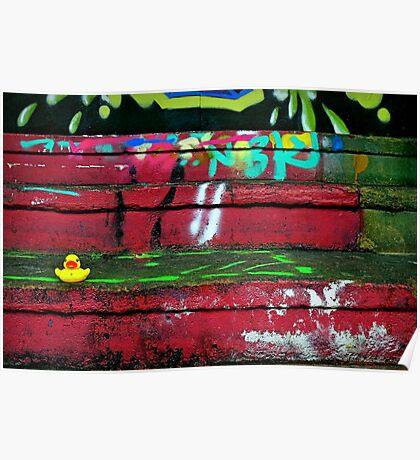 Graffiti SplashDown Poster