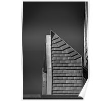 Newhall Monochrome Poster