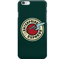 E EXPRESS iPhone Case/Skin