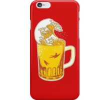 Beer Wave iPhone Case/Skin