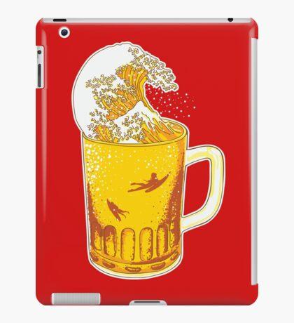 Beer Wave iPad Case/Skin