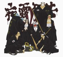 Shichibunkai Zakuza One Piece - Long Sleeve