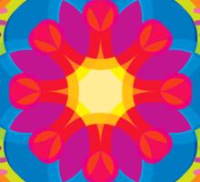 Smiling Colours Sticker