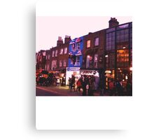 The Street // LONDON COLLECTION Canvas Print