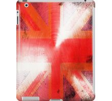 God save the Union Jack iPad Case/Skin